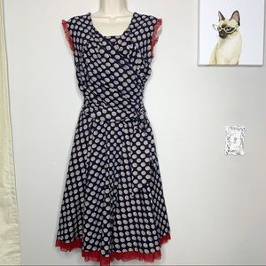 Effie's Heart Modcloth Retro Pin Up Flare Dress